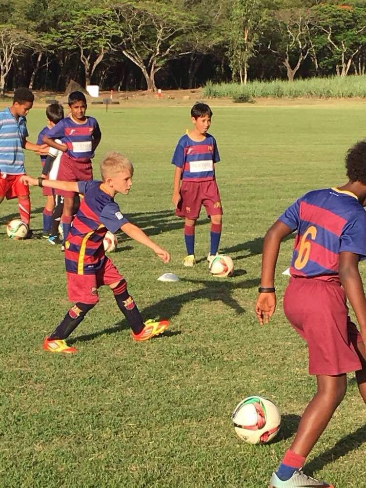 foot academy